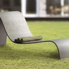 Lounge Chair Patio Swivel Cad Block Sculptural Outdoor Seating : Lounger