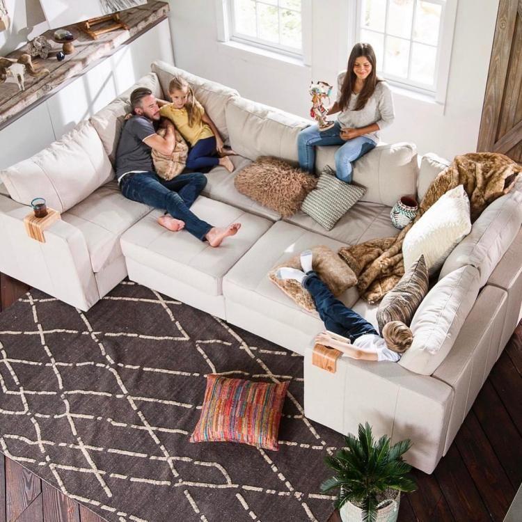 sofas score stella sofa living es customizable modular : lovesac 'sactional'