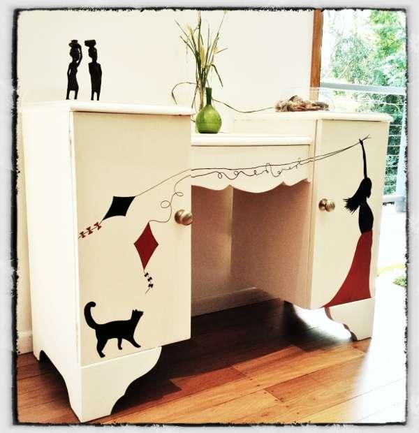 Revamped Home Furnishings  Madame Zaza Restored Furniture