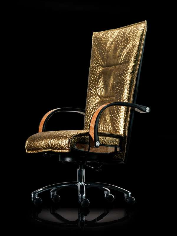Luxury Supercar Furniture  mansory office chair