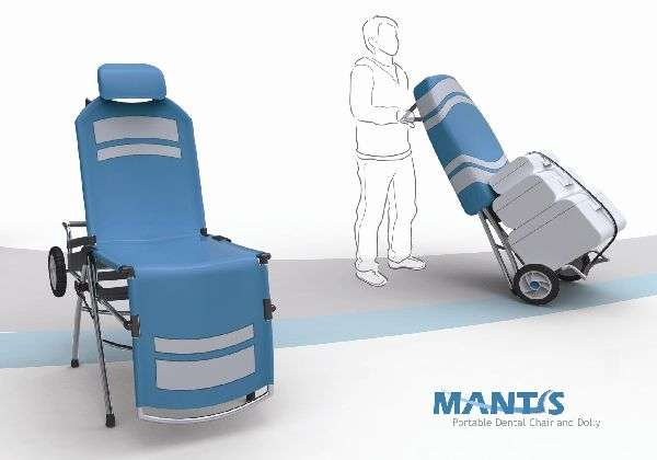 Transforming Tooth Care Recliners  Mantis Portable Dental