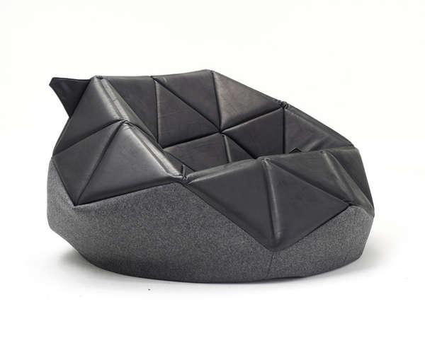 bean bags chair folding enclosure luxurious marie