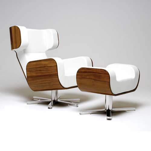Memory Foam Wing Chairs Zero Gravity