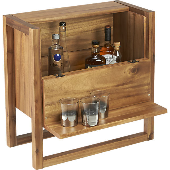Compact Drinking Commodes  mini bar