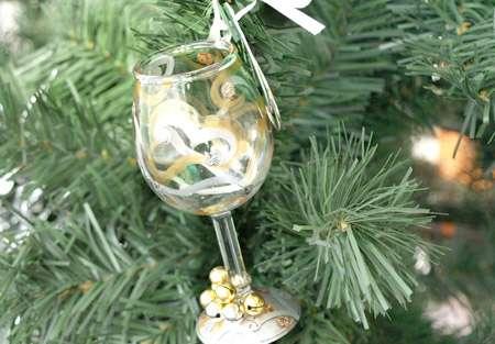 Oenophile Ornaments  mini wine ornament collection