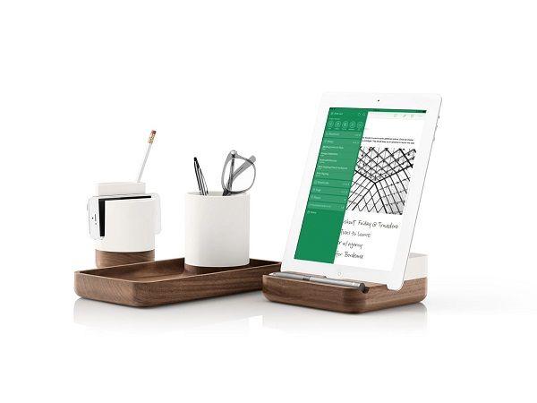MidCentury Office Accessories  minimalist desk accessories