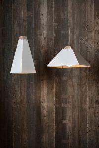 """Pyramid Pendant Lights : """"minimalist pendant lamp"""""""