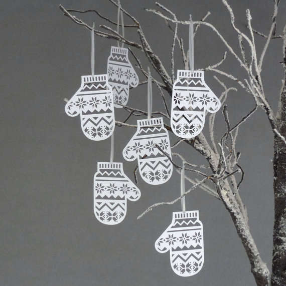 Diy Tabletop Christmas Trees