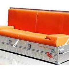 Sofa Box Queen Anne Style Sleeper Portable Blow Up Furniture In A Or Bag Lets You Take