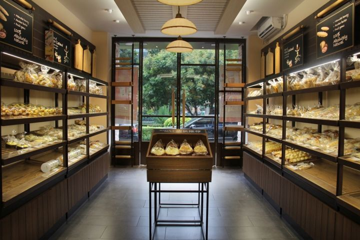 Systematic SmallSpace Bakeries  modern bakery