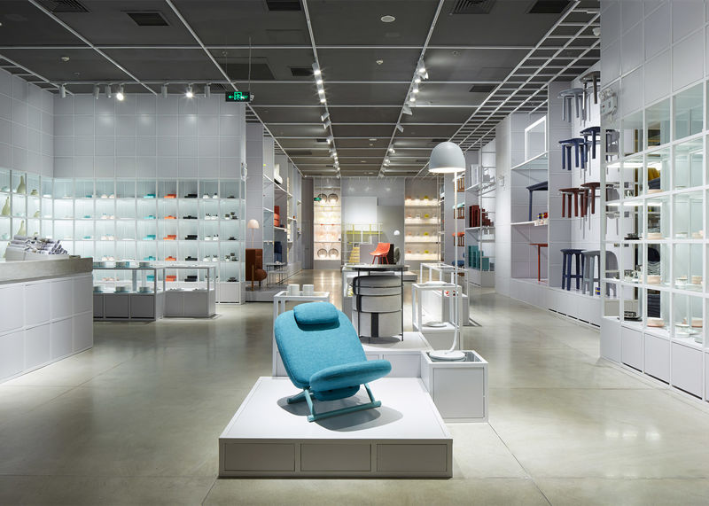 GridThemed Furniture Stores  modern furniture store