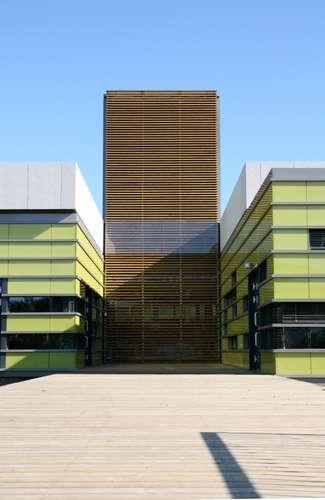 Futuristic Education Facilities Kristin Jarmund