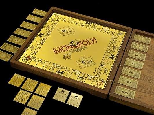 2 Million Board Games Monopoly Board Game