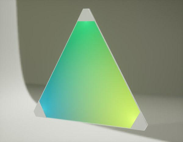 Triangular Mosaic Lighting  mood light designs