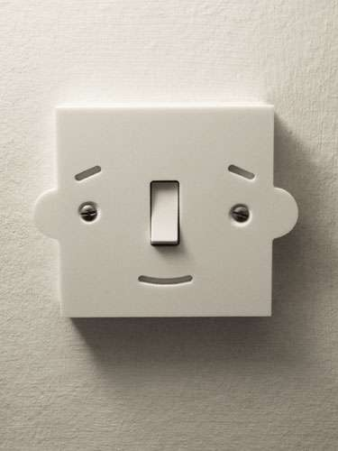 Light Switch Buddies Mr Switch and Friends Make Your