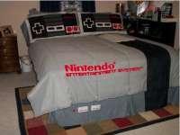 Video Game Duvets : NES Bedding Set