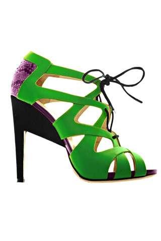 Nifty Neon Stilettos