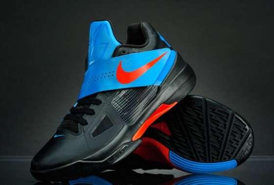 Hunter Wallpaper Hd Cross Strap Hoop Kicks Nike Zoom Kd Iv