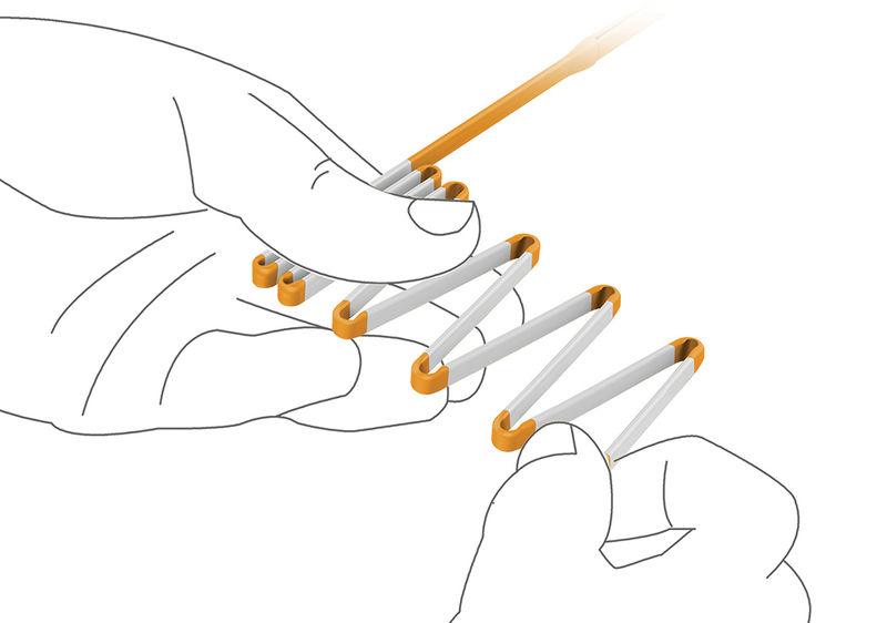 No-Tangle Headphone Wires : No-Tangle Headphone
