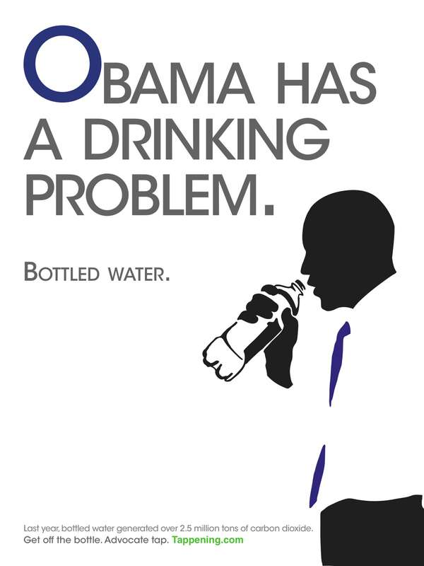 Candidates With Drinking Problems: Tappening.com Awareness Ads