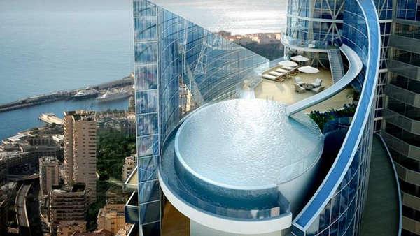 Touchscreen Skyrise Apartments