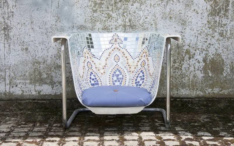 dining chairs italian design chair upcycled bathtub : old