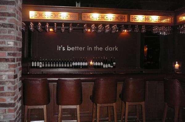 Dark Room Dining ONoir Toronto Restaurant Lets You Enjoy