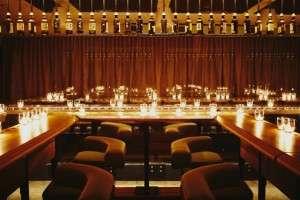 EasternThemed Speakeasies  oriental speakeasy bar