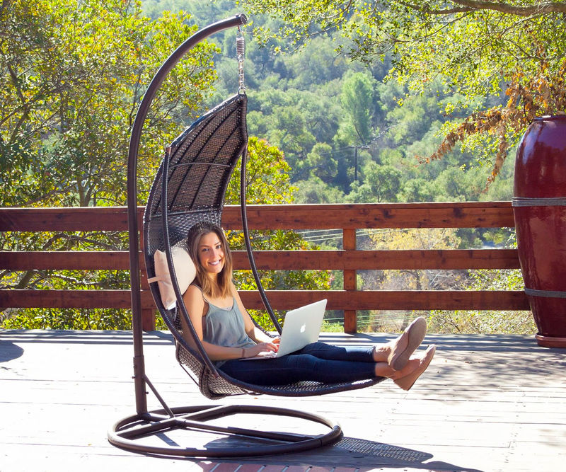 wicker chair for sale contemporary rocking chairs outdoor relaxation furniture : hanging