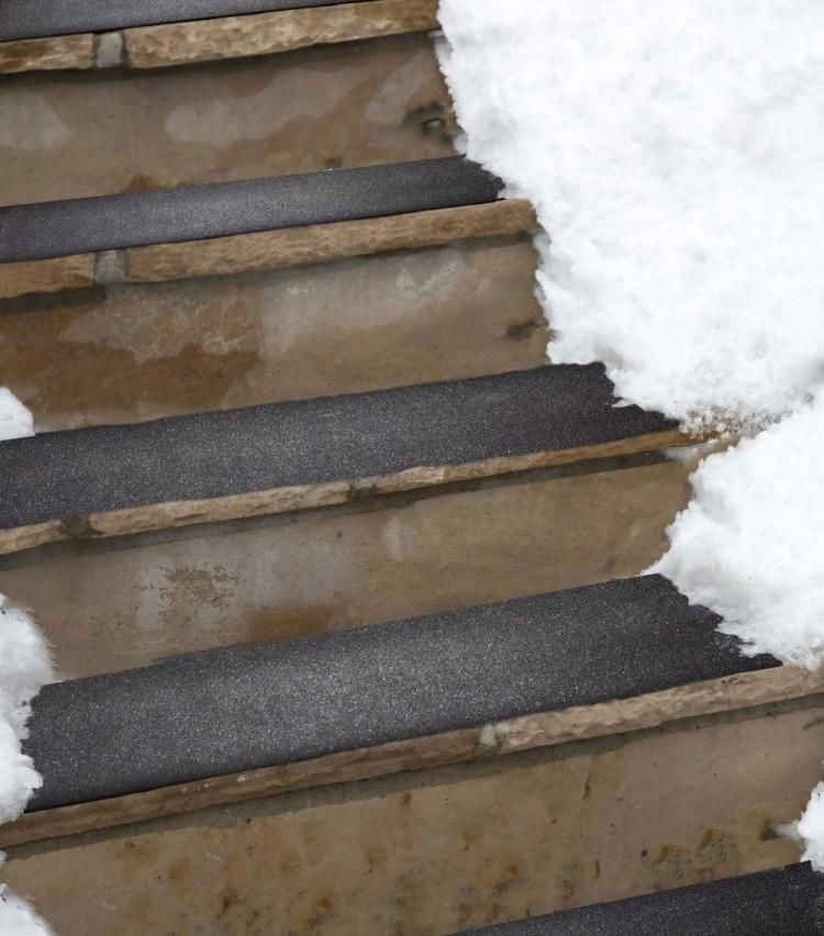 Winter Stair Accessories Outdoor Stairs | Outdoor Stair Treads For Winter