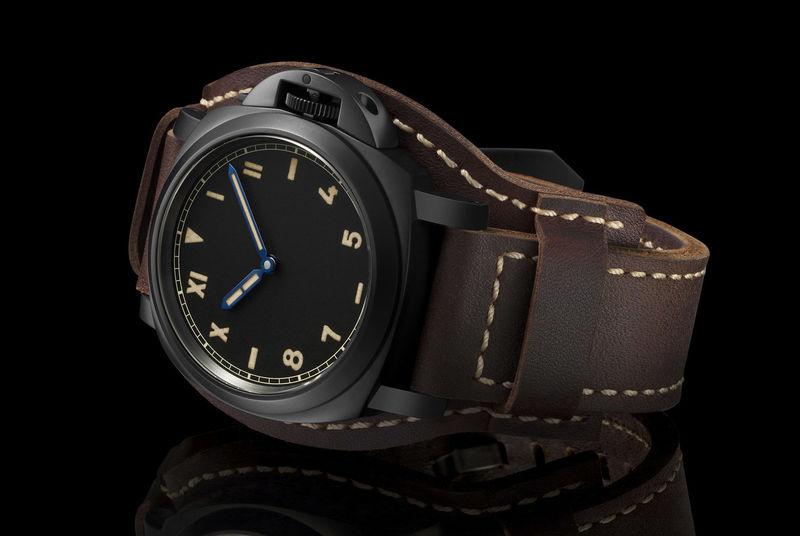 Modernized Vintage Watches Panerai Luminor California
