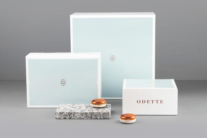 Elegant Patisserie Branding  Patisserie