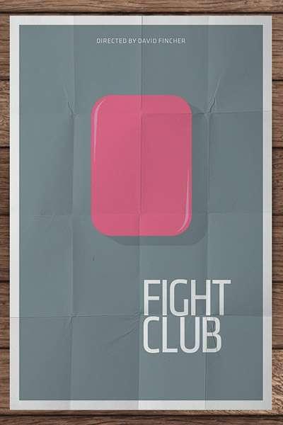 Minimalist Movie Posters  Pedro Vidotto