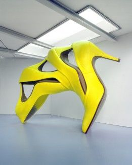 petros christostomou shoe sculptures