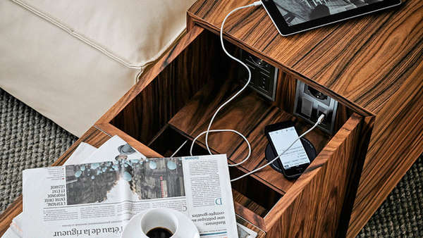 TechCharging Furniture  Philippe Starck My World