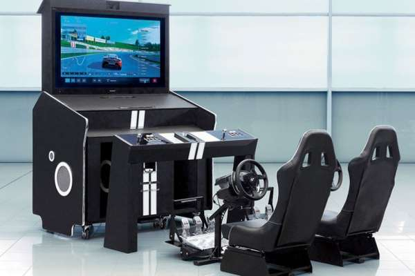 Extravagant Gamer Systems  Pinel  Pinel Arcade PS Trunk