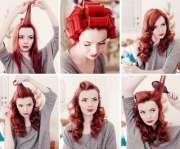 fabulous 40s hair tutorials pinup