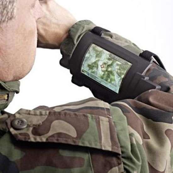 Military Wrist Displays  PipBoy 3000