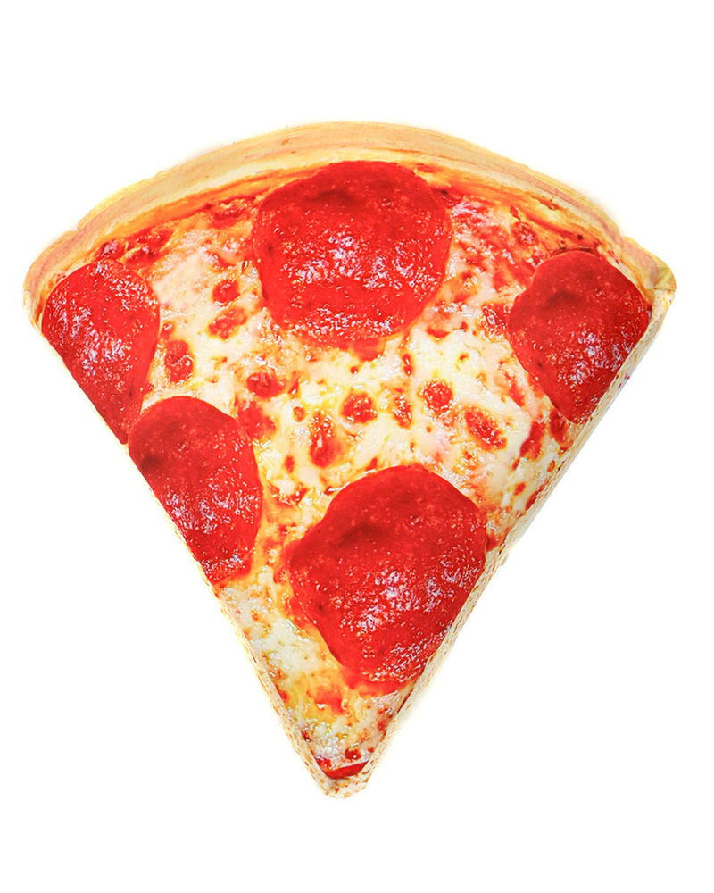 Greasy Pizza Pillows : pizza pillow