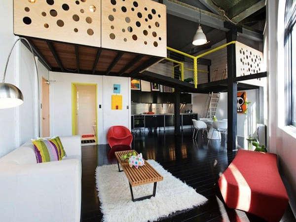 CityInspired Abodes  pop art house