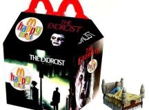 Filmic Fast Food Boxes : pop culture films