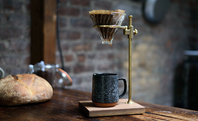 Elegant Coffee Stands Pour Over Coffee Brewer