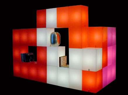 Light Cube Furniture Remake Design Light Cubes Let You Build Your Furniture