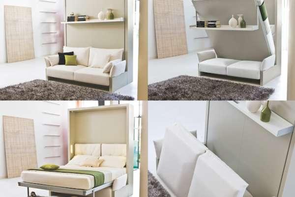 Stylish Transformative Furniture  Resource Furniture 2013