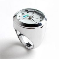 Swanky Ring-Inspired Watches : ring watch