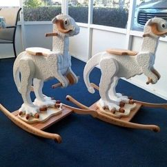 Animal Rocking Chair Swivel Test Modernized Sway The Peaceful Tradition Of Rockers And Fictional Tauntaun Are Inspired By A Creature From Star Wars