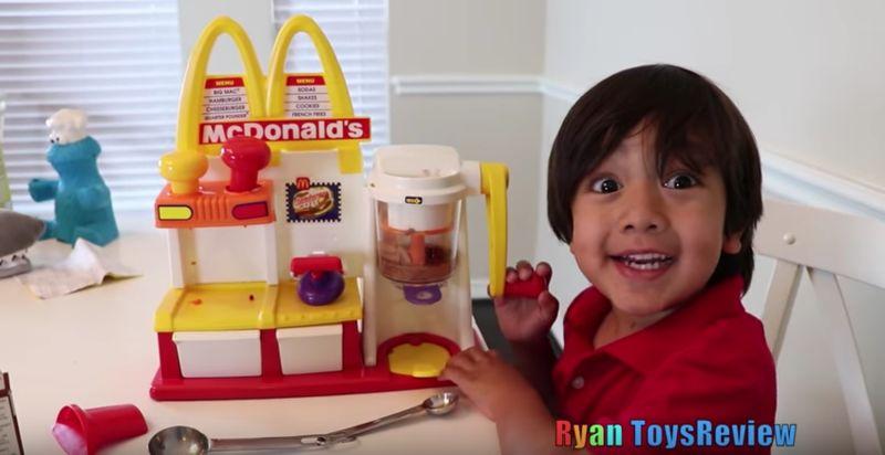 Resultado de imagen para ryan's toy review