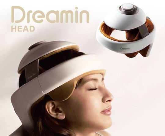 Therapeutic Massage Helmets  scalp rub