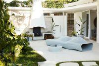 Stunning Sculptural Outdoor Furniture : sculptural outdoor ...