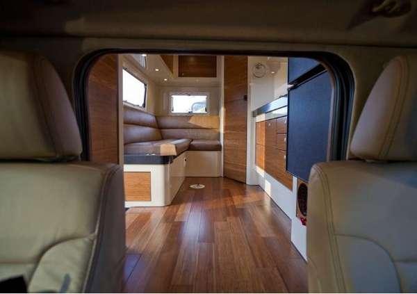 OffRoad Ready Luxury RVS  Siberian Tiger camper